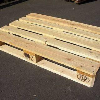 Нови дървени палети (Европалети)